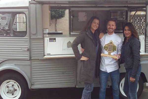 Winnaar 24Kitchen Foodtruck Award 2015 Chef Nicolas