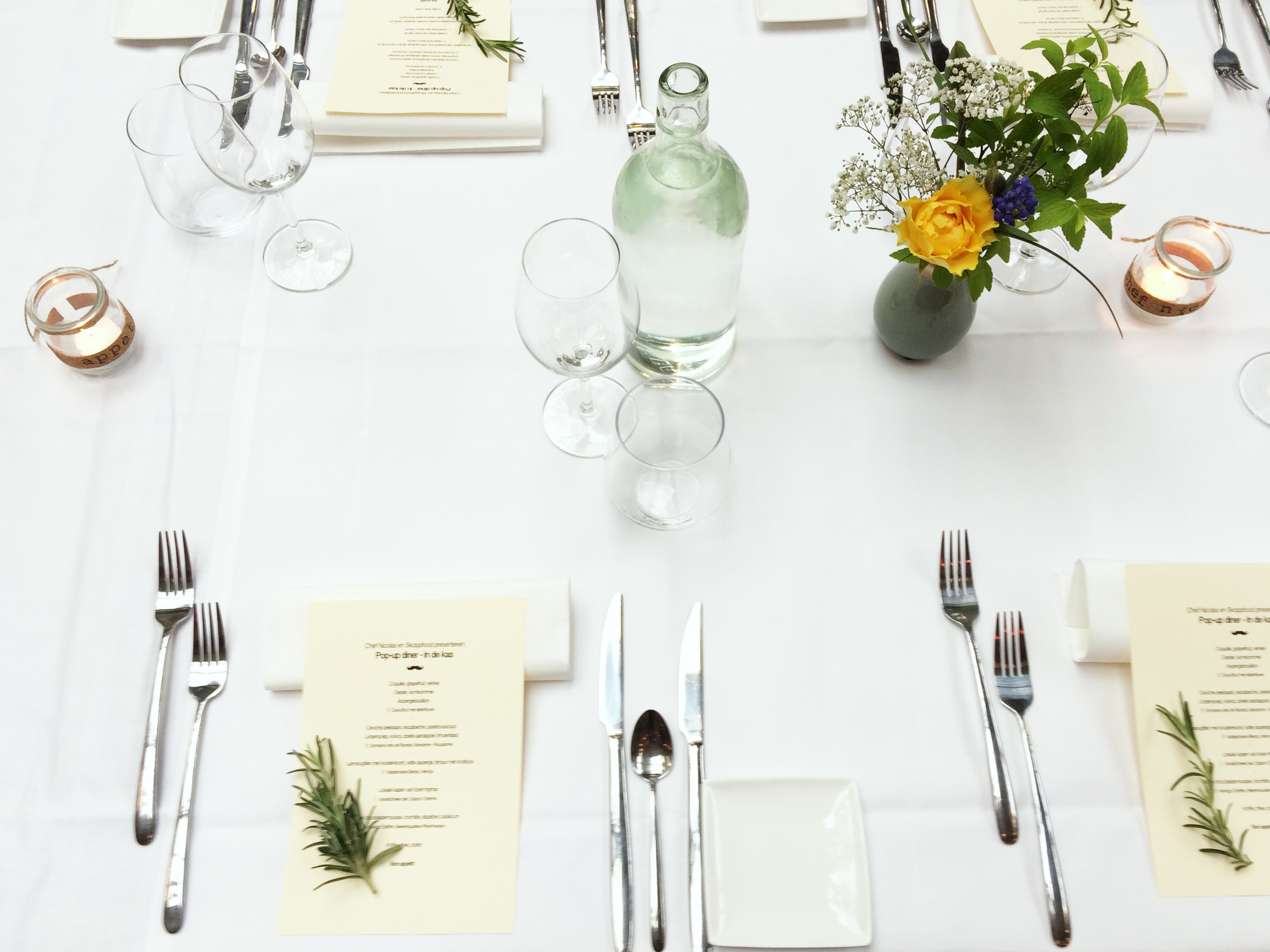 07-Gedekte tafel