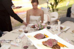 Diner bruiloft door Chef Nicolas