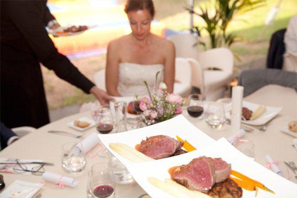 Huwelijksdiner op locatie Chef Nicolas