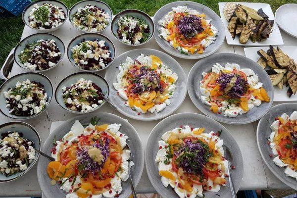 Salade BBQ